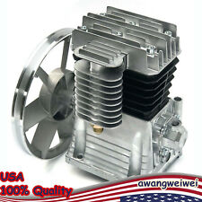 Iron 3hp Air Compressor Head Pump Piston Cylinder Compressor Pump Head 250lmin