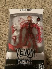 Marvel legends carnage monster venom without BAF piece
