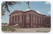 Chrome First Baptist Church, Stephenville, TX, 1950s, Texas