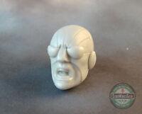 "ML118 Custom Cast sculpt Hydra head use with 6"" Marvel Legends Figures"