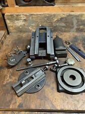 Craftsman Dunlop 109 Lathe Apron Carriage Compound Cross Slide Assembly