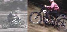 Motorcycle Race Movie Film 2 Harley WR JD VL Vintage Indian Knucklehead 1948