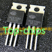 5 PCS NCE7580  75V 80A TO-220 New