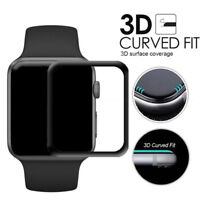 For Apple Watch 42mm Series 1 2 3 Tempered Glass Screen Protector Cover iWatch