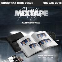STRAY KIDS Mixtape Debut Album CD+Booklet+Photocard KPOP