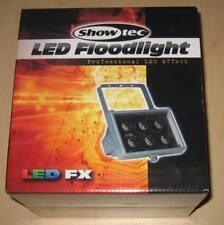 SHOWTEC LED Floodlight ROT 6x1Watt Flutlicht 40Grad IP44 NEU+OVP