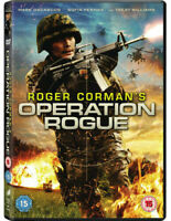 Operation Rogue DVD (2014) NEW