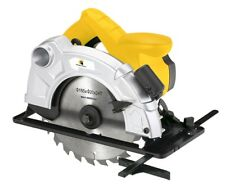 185mm Multi Purpose Circular Saw 1200W Dust Extraction Bevel Angle