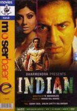 INDIAN (SUNNY DEOL, SHILPA SHETTY) ~ BOLLYWOOD HINDI DVD