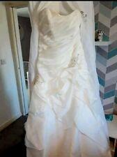 Alfred angelo wedding dress Size 14