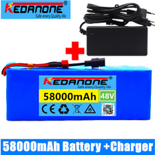 48v 20ah Lithium-ion Battery With Charger for E Bike Electric Battery 1000W