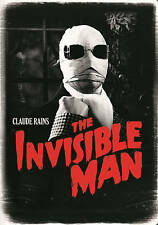 THE INVISIBLE MAN NEW DVD FREE SHIPPING!!