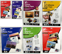 Photo Paper for all Inkjet Printers