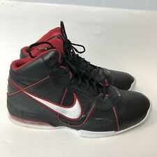 Nike Air Max Full Court Shoes Sneakers Men Size 12 Black/red Color