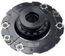 HW-WPL-Verstellnuter  mit Gewindeb. 160mm Nutbreite 8-15 Bohrung 30mm Z4+V4GUHDO