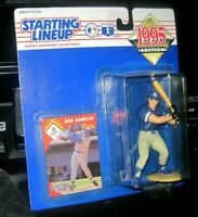Starting Lineup Bob Hamelin sports figure 1995 Kenner Royals SLU MLB