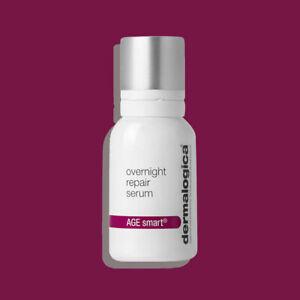 DERMALOGICA AGE SMART Overnight Repair Serum 5ml x 2 Travel - fresh stock