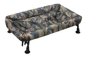 Abode Safe-Zone Camo Folding Carp Unhooking Cradle & Carry Bag
