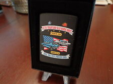 OTTO CAR VINTAGE SHOW 2008 LIMITED EDITION 086/100 ZIPPO LIGHTER MINT