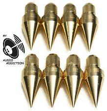 Speaker Spike, Stand Foot, Speaker Cone, Isolation Spikes Set of 8