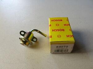 Bosch 64072 Fuel Pressure Regulator Fits Suzuki Geo Chevrolet 92-98 3.0 Bar