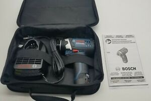 New Open Box - Bosch PS41 12V Max Impact Driver, Battery w charger & bag