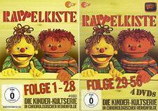 Rappelkiste, Folge 1-56 NEU OVP DVD Set