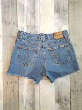 VINTAGE LEVI cut-off jean mid rise shorts size 4