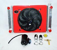Engine Run Stand Radiator Kit, Special 4 Ports & 2 Plugs