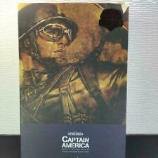 Hot Toys Captain America Rescue Edition 1/6 scale Figure statue with box