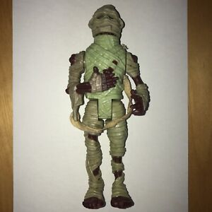 VTG 1986 Kenner THE MUMMY The Real Ghostbusters Glow in Dark Monster EUC