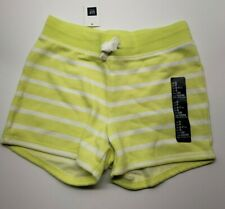 Gap Kids Girl's Logo Pull on Soft Shorts. Size ( S), Solid / Stripes . NEW