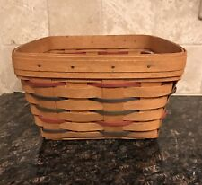Longaberger Woven Traditions Large Berry Basket