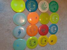 Lot Of 16 Discmania Disc Golf Discs