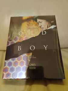 Old Boy Bluray, Fullslip New/Sealed,  Plain Archive exclusive