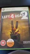 Left 4 Dead 2 (Microsoft Xbox 360, 2009) Comme neuf CONDITION
