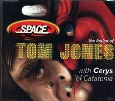 Space / The Ballad Of Tom Jones - CD1