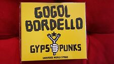 GOGOL BORDELLO  - GIPSY PUNKS. CD DIGIPACK EDITION
