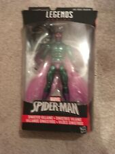 Marvel Legends Spider-Man Beetle Action Figure Baf Vulture Sealed Nib