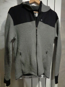 PEdAL ED Attakai Hooded Wool Blend Cycling Jacket Size L