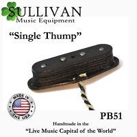 P Bass Pickups Tele Bass Custom Shop Hand Wound U.S.A.  SME PB51