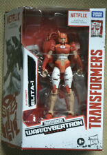 Transformers War for Cybertron Elita-1 Walmart Exclusive Brand New Netflix