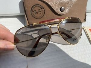 Vintage Ray Ban B&L Sunglasses in the Case