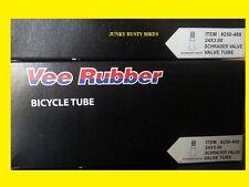 "24""x3"" Vee Rubber Bike bicycle Tube Schrader 27mm Valve Chopper Rat Rod Cruiser"