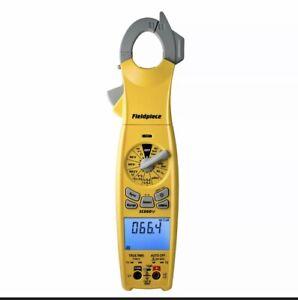 Fieldpiece Meter Model: SC660 Wireless Swivel Power Clamp Meter - Free Shipping