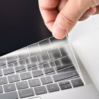 "Ultra-Clear Silicone Keyboard Cover For Macbook Air Retina Pro 11.6""13.3""15.4"""
