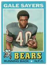 1971 Topps 150 Gale Sayers Chicago Bears