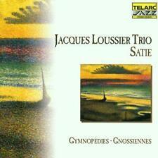 Play Satie: Gymnopédies - Gnossiennes - Jacques Trio Loussier