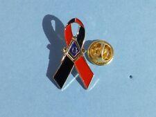 Masonic Ribbon Style  Master Mason Lapel Pin