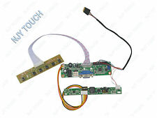 """VGA LCD Controller Driver Board For Apple Macbook 13.3"""" LTN133AT09 1280x800 LED"""